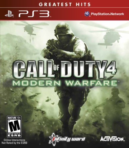 Ps3 Call Of Duty 4 Modern Warfare T