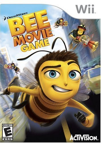 Wii Bee Movie