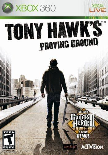 Xbox 360 Tony Hawk's Proving Ground