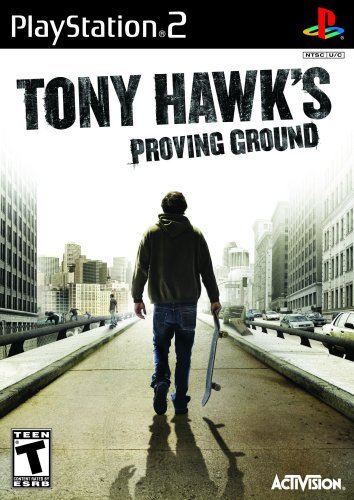 Ps2 Tony Hawks Proving Ground