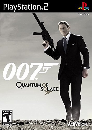 Ps2 Bond 007 Quantum Of Solace