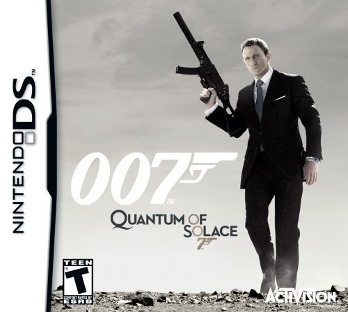 Nintendo Ds Bond 007 Quantum Of Solace