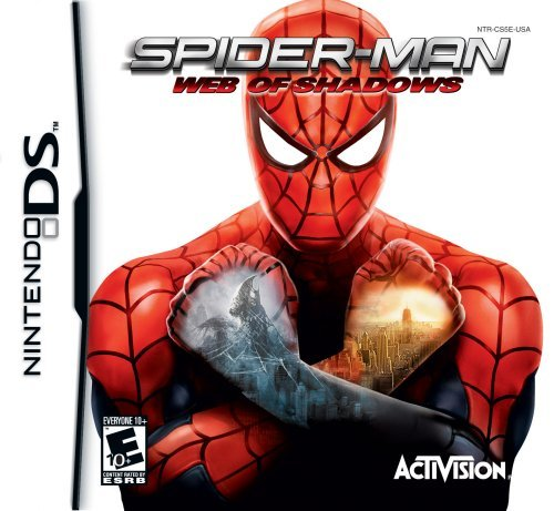 Nintendo Ds Spiderman Web Of Shadows