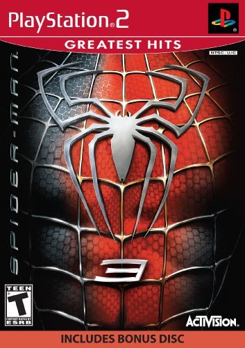 Ps2 Spider Man 3 Greatest Hits