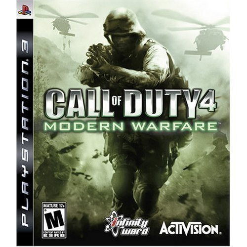 Ps3 Call Of Duty 4 Game Of The Year Edition