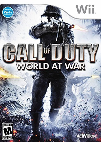 Wii Call Of Duty World At War M