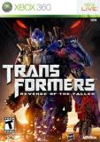 Xbox 360 Transformers Revenge Of The F