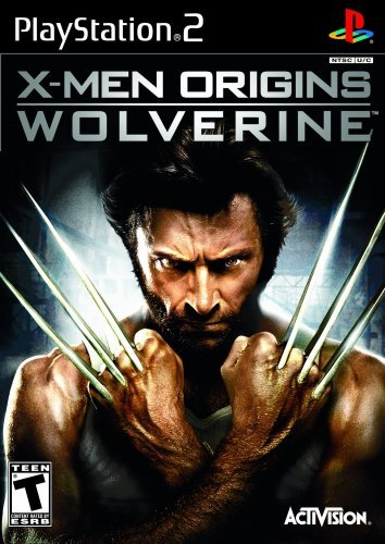 Ps2 X Men Origins Wolverine Activision Inc.