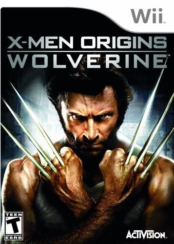 Wii X Men Origins Wolverine