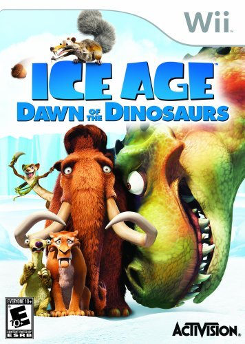 Wii Ice Age Dawn Of The Dinosaur