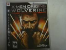 Ps3 X Men Origins Wolverine