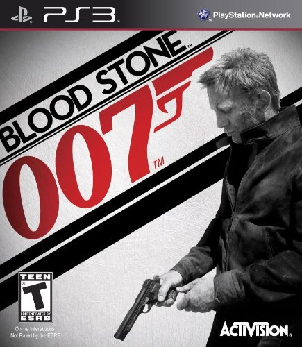 Ps3 James Bond Bloodstone