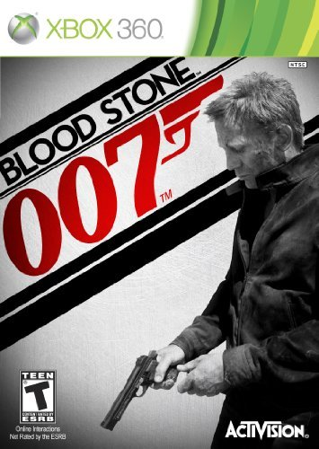 X360 James Bond Bloodstone