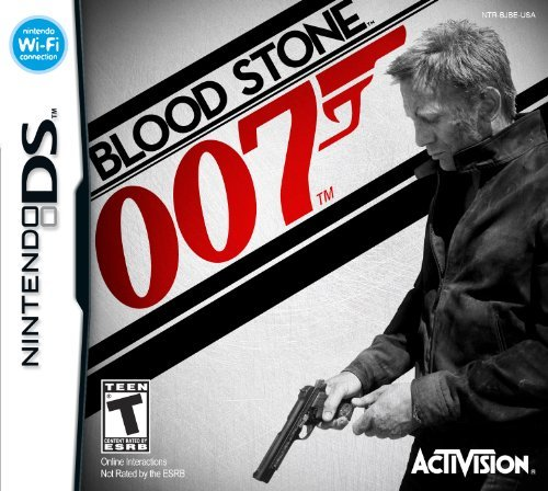 Nintendo Ds James Bond Bloodstone