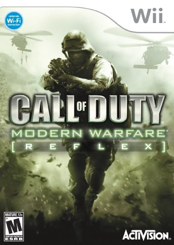 Wii Call Of Duty Modern Warfare R Activision Inc. M
