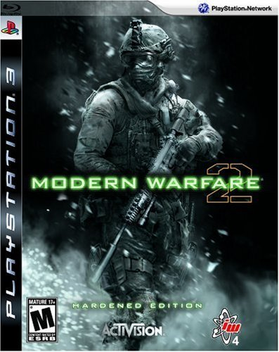 Ps3 Call Of Duty Modern Warfare 2 Hardened Edition
