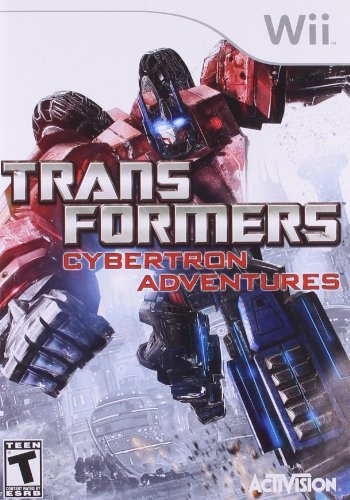 Wii Transformers War For Cybertro Activision Inc. T
