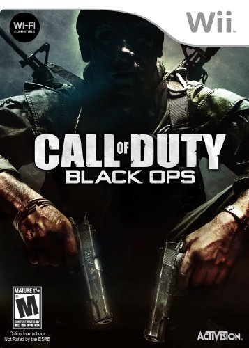 Wii Call Of Duty Black Ops Activision Inc. M