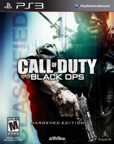 Ps3 Call Of Duty Black Ops Hardened Edition