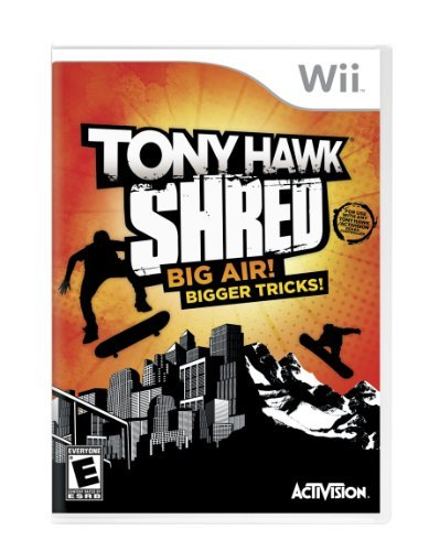 Wii Tony Hawk Ride 2 Software Only