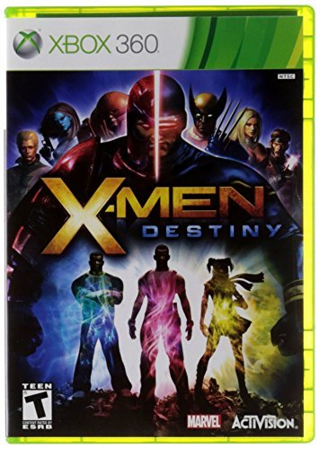 Xbox 360 X Men Destiny Activision Inc. T