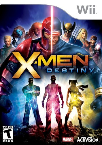 Wii X Men Destiny Activision Inc. T