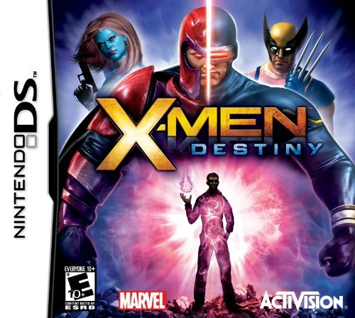 Nintendo Ds X Men Destiny