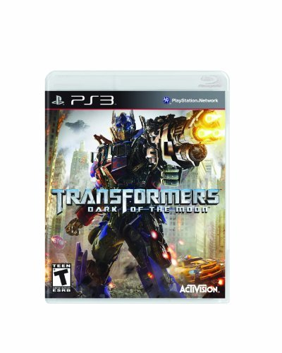 Ps3 Transformers Dark Of The Moon Activision Inc. T