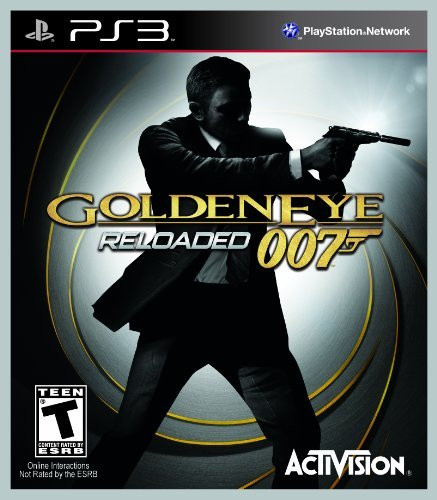 Ps3 Goldeneye 007 Reloaded Activision Inc. T