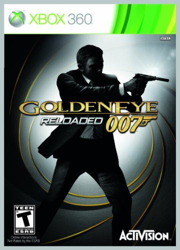 Xbox 360 Goldeneye 007 Reloaded Activision Inc. T