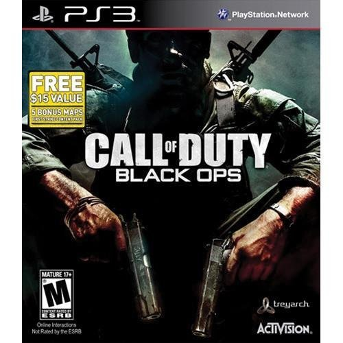 Ps3 Call Of Duty Black Ops Lmtd E Activision Inc. M