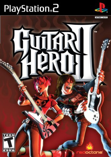 Ps2 Guitar Hero 2 Activision