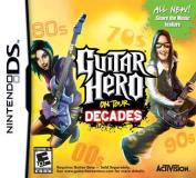 Nintendo Ds Guitar Hero Decades