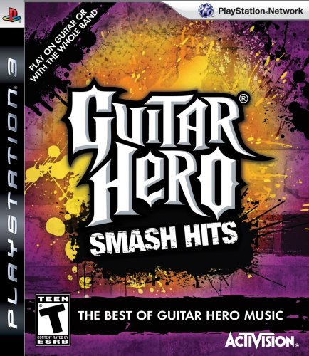 Ps3 Guitar Hero Smash Hits
