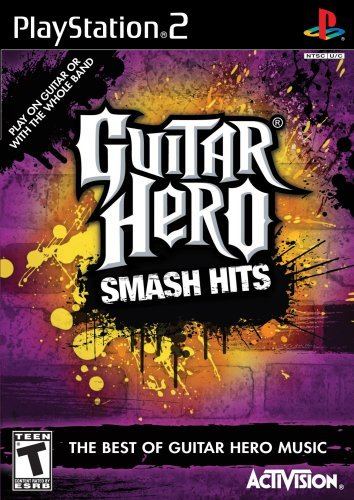 Ps2 Guitar Hero Smash Hits