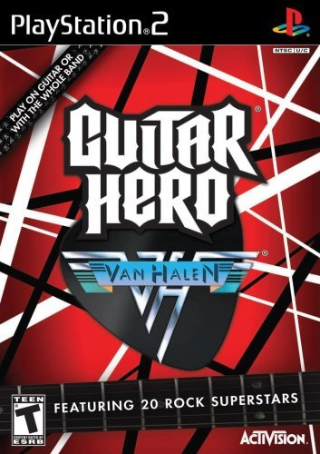 Ps2 Guitar Hero Van Halen
