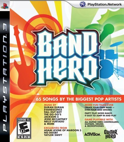 Ps3 Band Hero E10+