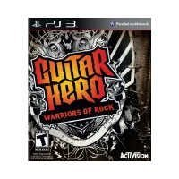 Ps3 Guitar Hero Warriors Of Rock