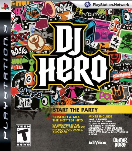 Ps3 Dj Hero Software Only