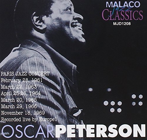 Oscar Peterson Paris Jazz Concert 1958