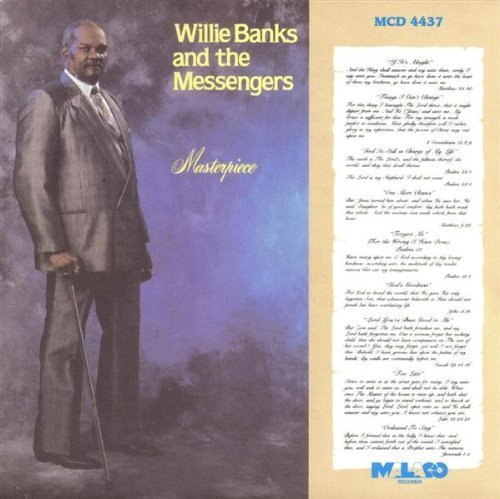 Willie Banks Masterpiece