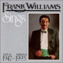 Frank Williams Frank Williams Sings