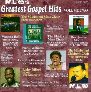 Greatest Gospel Hits Vol. 2 Greatest Gospel Hits Greatest Gospel Hits