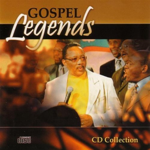 Gospel Legends Gospel Legends Caesar Peoples Caravans Sensational Nightingales