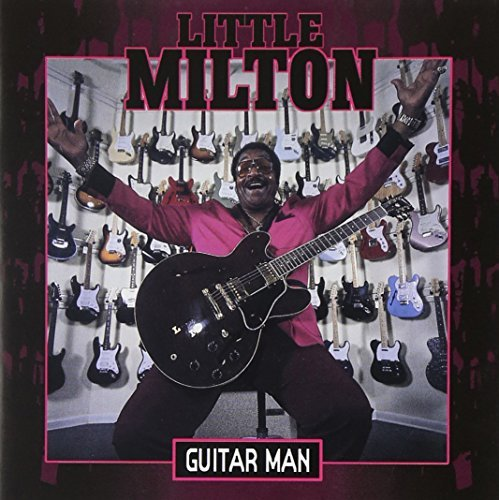 Little Milton Guitar Man