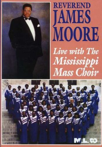 Rev. James Moore Live With The Mississippi Mass