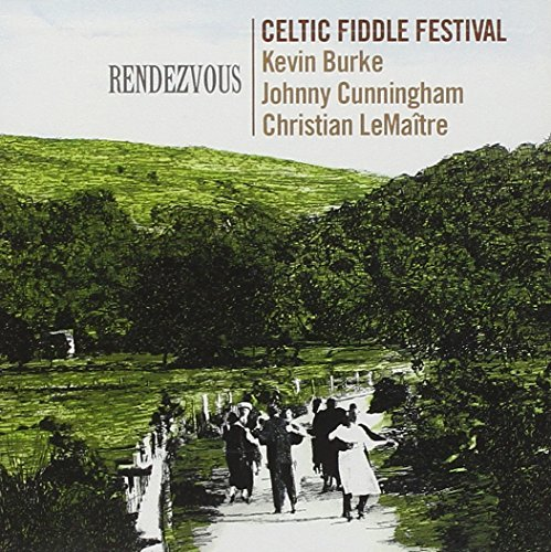 Celtic Fiddle Festival Rendezvous