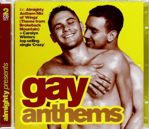 Almighty Presents Gay Anthems 2 CD