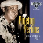 Pinetop Perkins Vol. 1 Live At Antones Vol. 1 Live At Antones