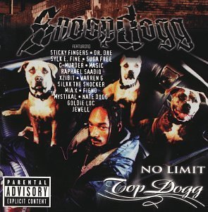 Snoop Dogg Top Dogg Clean Version Feat. Master P Dj Quik Daz